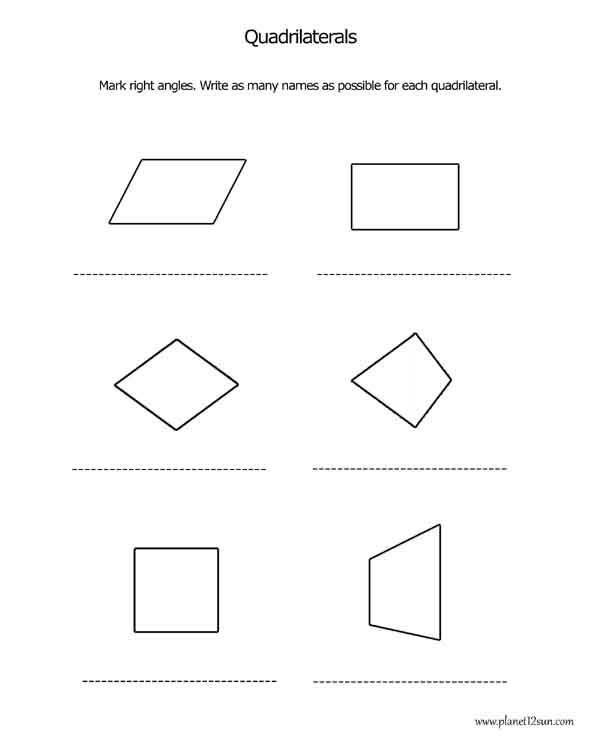 quadrilaterals 2